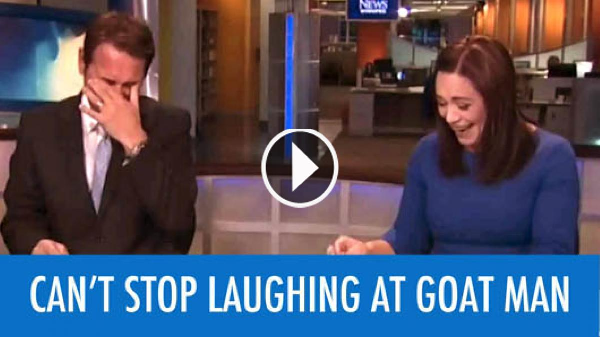 This Nobel Prize Winner Who Decided To Live Life As A Goat!! Try Not To Laugh!!...