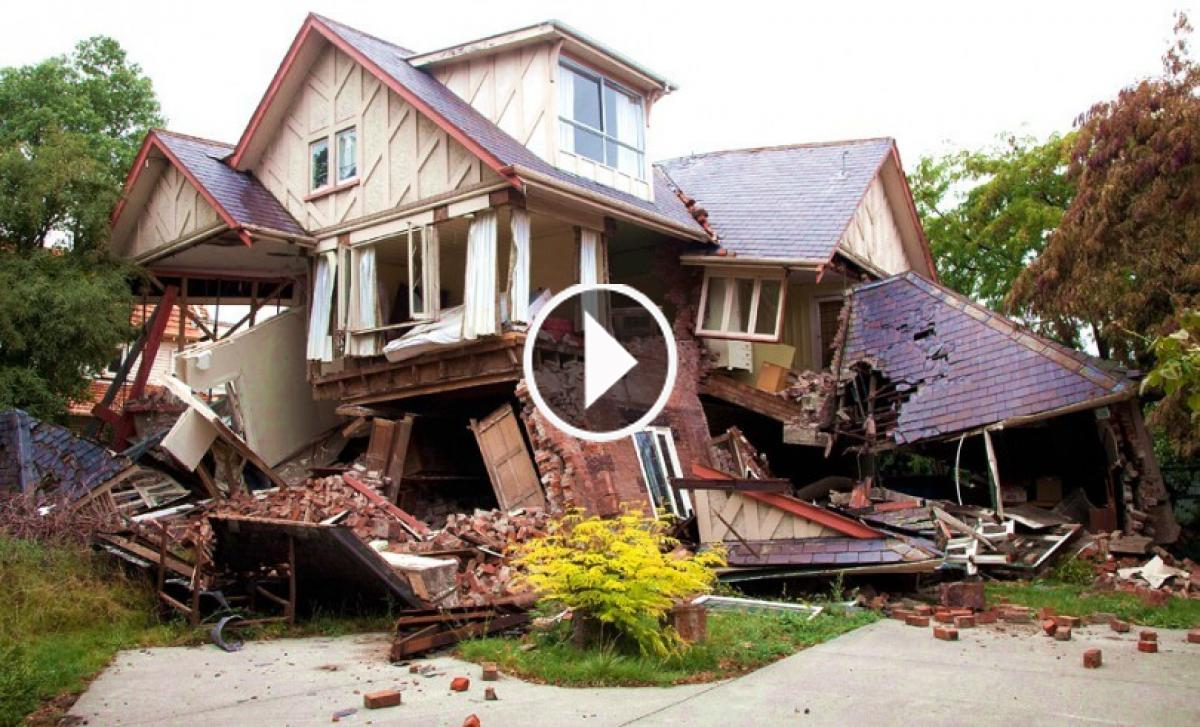 Get To Learn The Most Efficient Earthquake Survival Tips Those Will Be Of Use To You During Earthquake. Please Watch!!