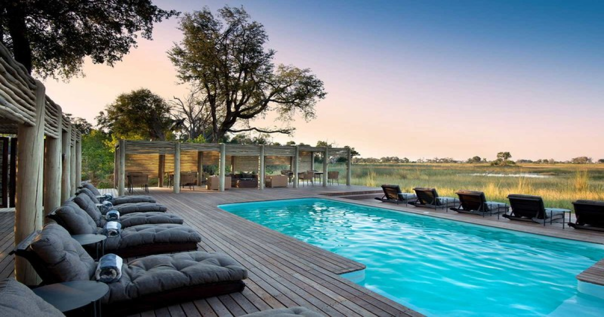 The 5 Best Safari Lodges In Africa For The Nature Lovers.