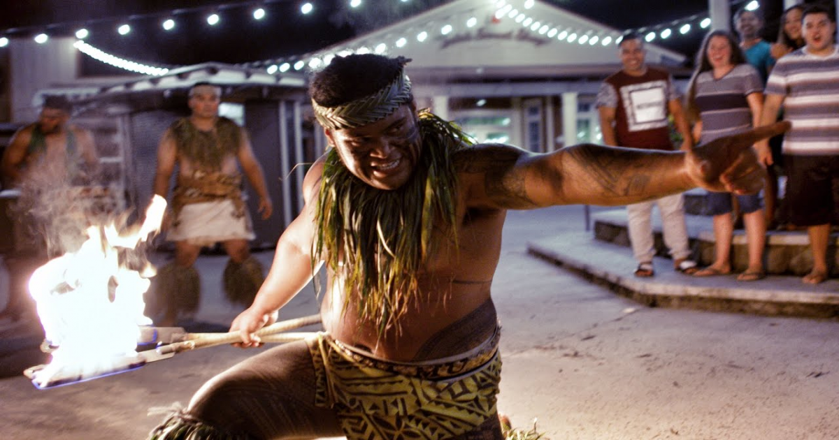 This Polynesian Old School Vs New School Fire Dance Battle Proves That The Modern Dance Is Not Beatable.