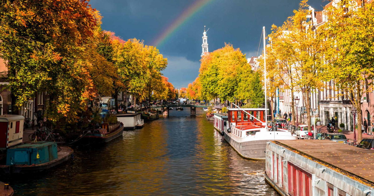 The 5 Best Places To Visit In October.