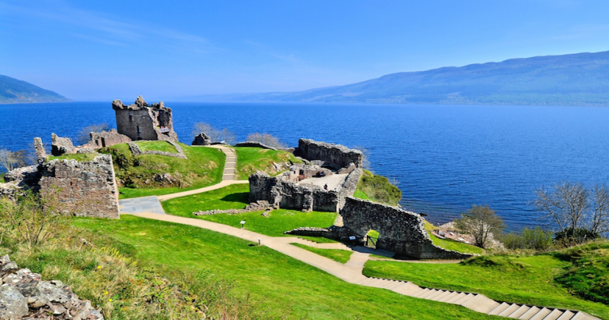 5 Best Places To Visit In Scotland.